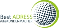 Jetzt Adressen mieten Logo